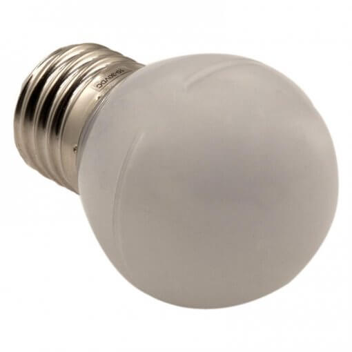 E27 24 LED Golfball