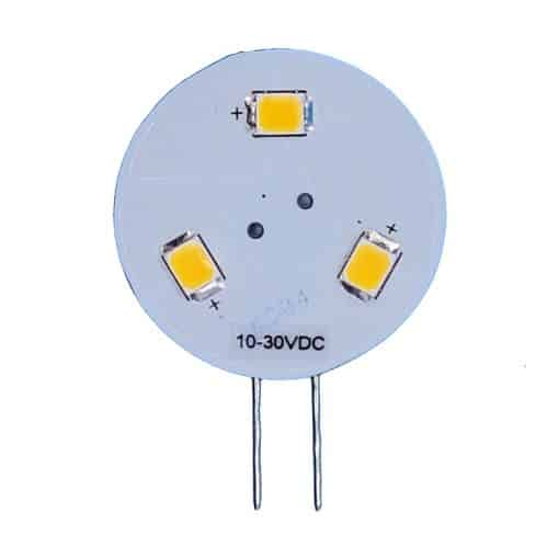 G4 Horizontal (Side Pin) 3 LED bulb