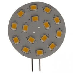 G4 Horizontal 15 LED bulb (Side Pin)
