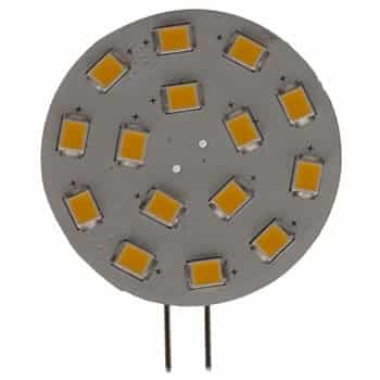 G4 Horizontal 15 LED bulb (Side Pin)