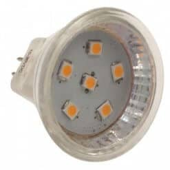MR11 6 LED Spotlight style bulb