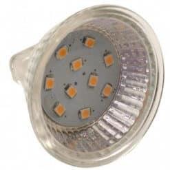 MR16 10 LED Spotlight style bulb