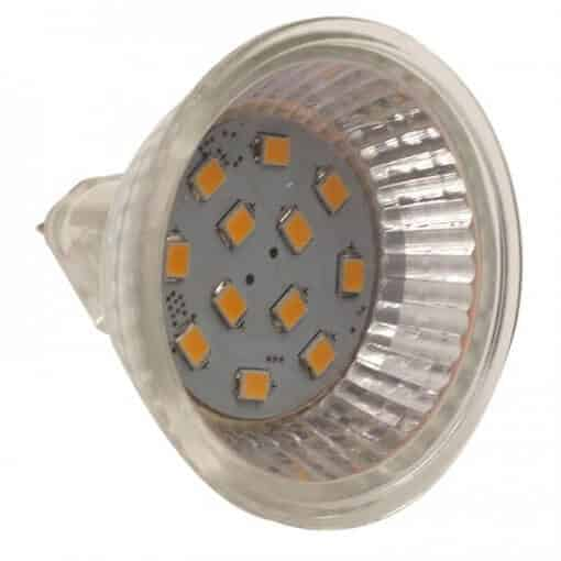 MR16 12 LED Spotlight style bulb