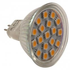MR16 18 LED Spotlight style bulb