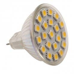 MR16 21 LED Spotlight style bulb