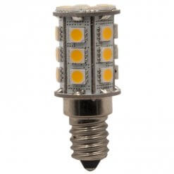 SES or E14 Tower 24 LED bulb
