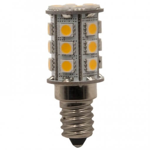 SES or E14 Tower 24 LED bulb