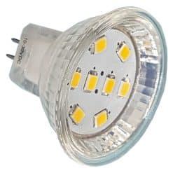 MR11 8 LED Spotlight style bulb