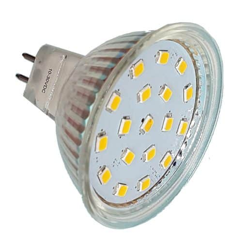 MR16 18 LED Spotlight style bulb