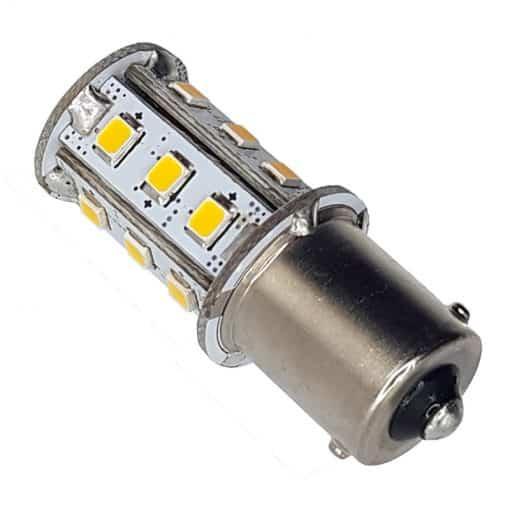 BA15S 18 LED Tower bulb