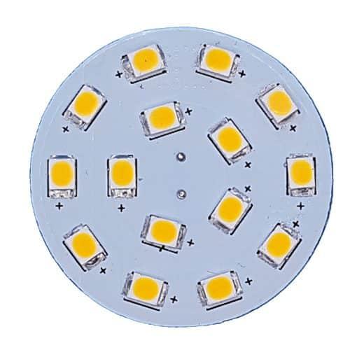 G4 Vertical 15 LED bulb