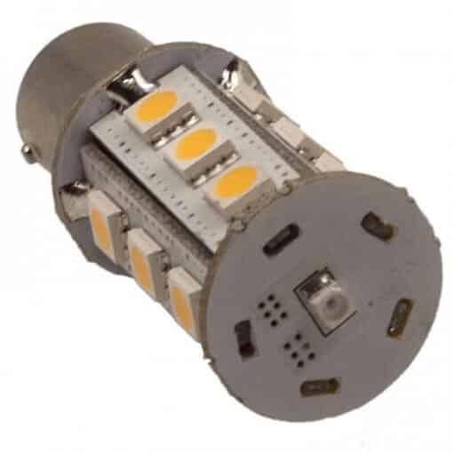 BA15D 15 LED Sensor bulb for Dusk-to-Dawn