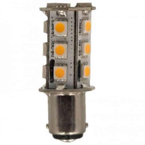 BA15D 18 LED Tower bulb
