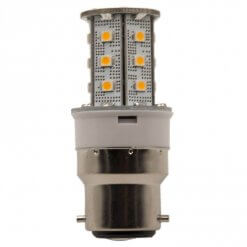 BC or B22 Tower 24 LED bulb