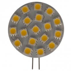 G4 Horizontal 18 LED (Side Pin) bulb