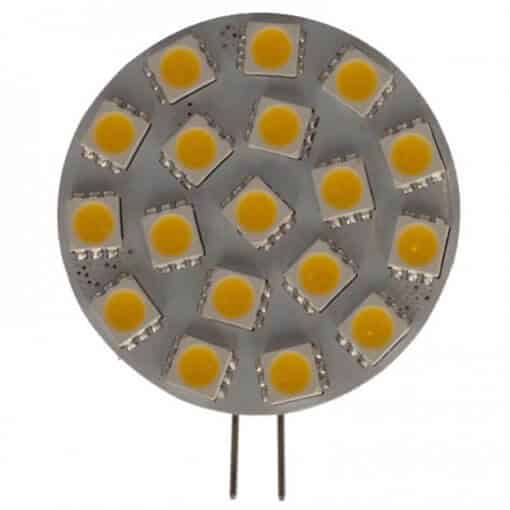 G4 Horizontal 18 LED (Side Pin) bulb