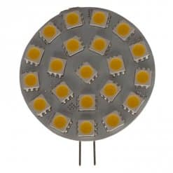 G4 Horizontal 21 LED (Side Pin) bulb
