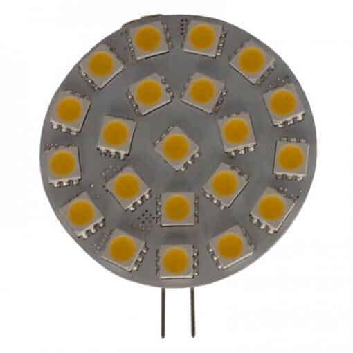 G4 Horizontal 21 LED (Side Pin) bulb