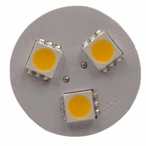 G4 Bulb Vertical (Back Pin) 3 LED