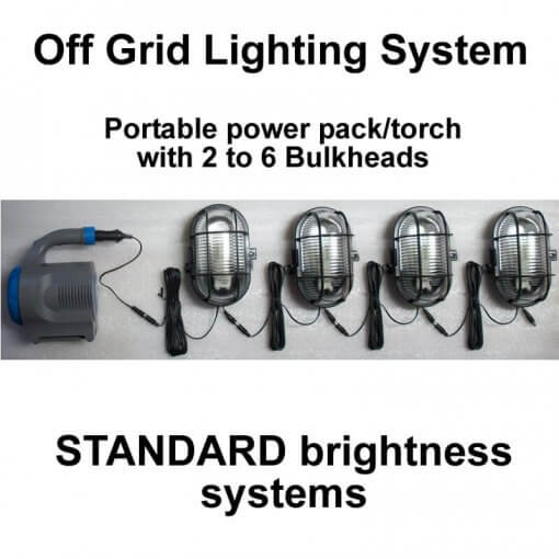 Stable Light (standard brightness)