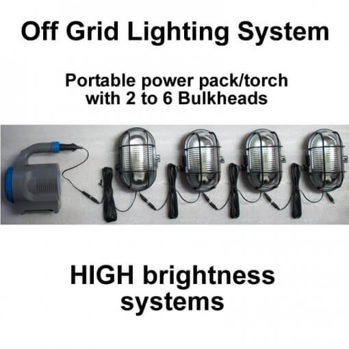Stable Light System High Brightness