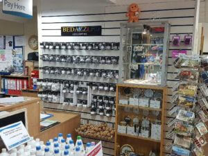 BWML Sawley Display & Shop