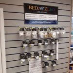 Hilperton Marina Bedazzled Display