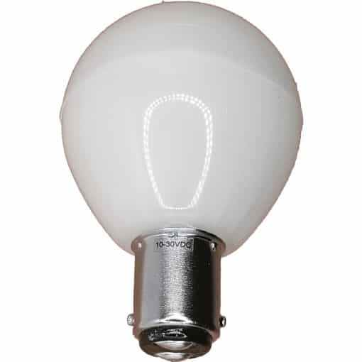 BA15D 24 LED Golfball bulb