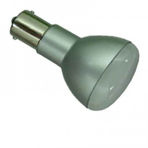 BA15D 15 LED Spotlight style bulb