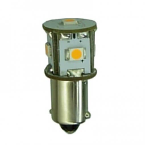 BA9S 5 LED Tower bulb