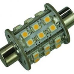 Festoon 42mm 30 LED Dimple bulb
