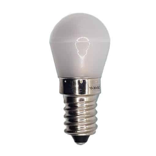 SESor E14 15 LED covered bulb