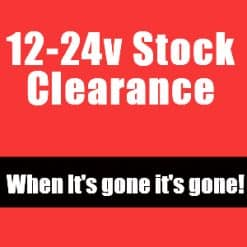 Low Voltage Clearance
