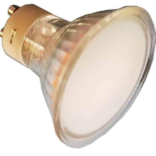 GU10 15 LED Spotlight style bulb